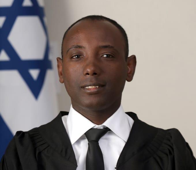 השופט ביאלין (בני) אלעזר